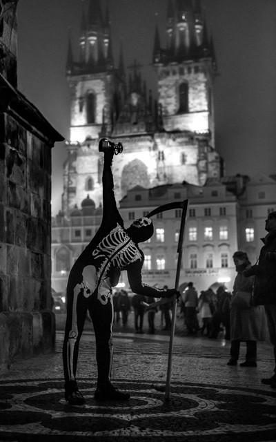 Skeleton of Prague