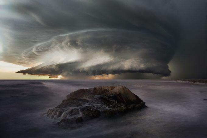 Stormy Clouds in Dana Point by jimpersons - Monthly Pro Vol 35 Photo Contest