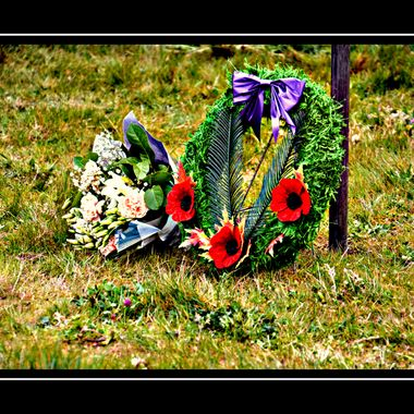 Remembering fallen soldiers from all the conflicts and wars over the centuries.