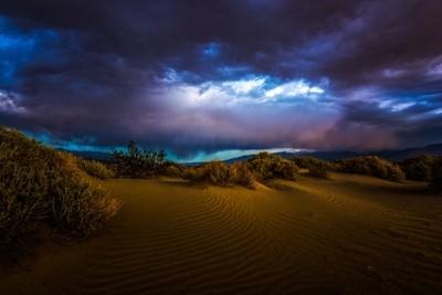 Desert Sunrise IV