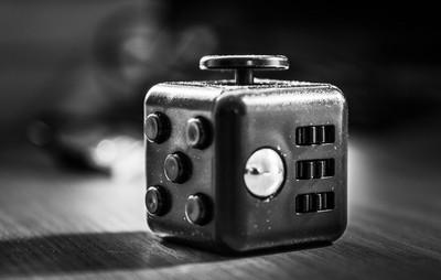 A Fidget Cube