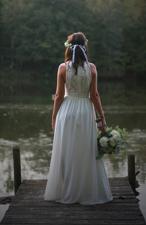 bride by VanderblackStudios - Here Comes The Bride Photo Contest