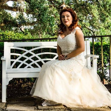 My first wedding shoot