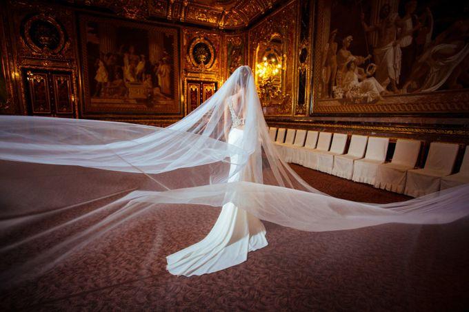 veil by yakushevgeniy - Capture The Back Photo Contest