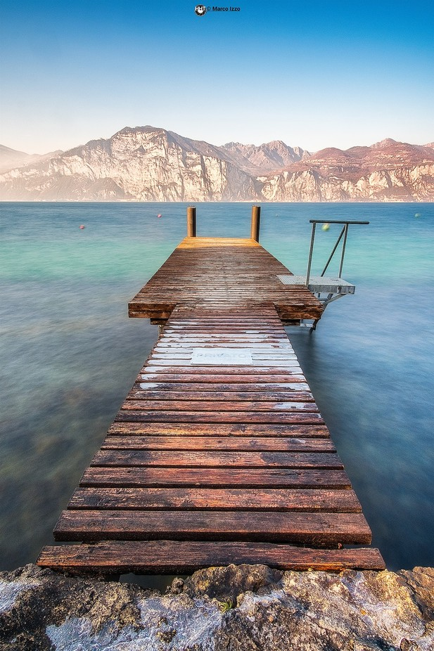 LAKE GARDA by marcoizzo - Promenades And Boardwalks Photo Contest