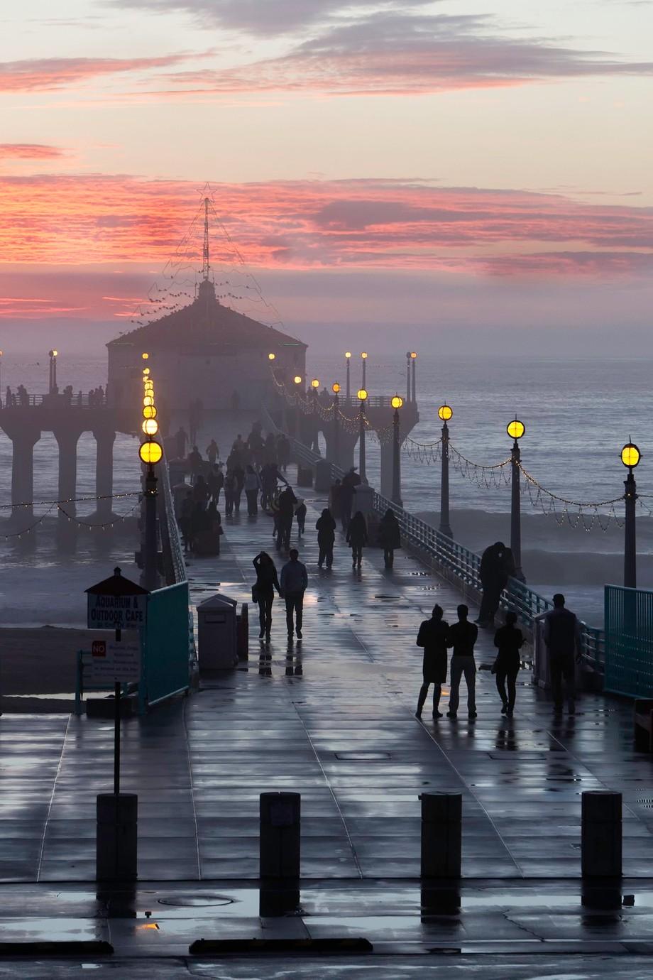 Pier La La by jrfleury - Promenades And Boardwalks Photo Contest