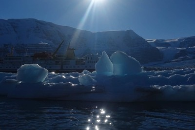 Amongst the Ice - Scoresby Sound, East Greenland