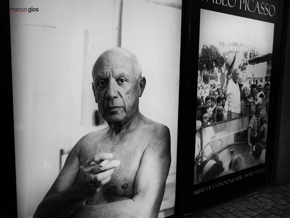 Pablo Picasso-Mougins
