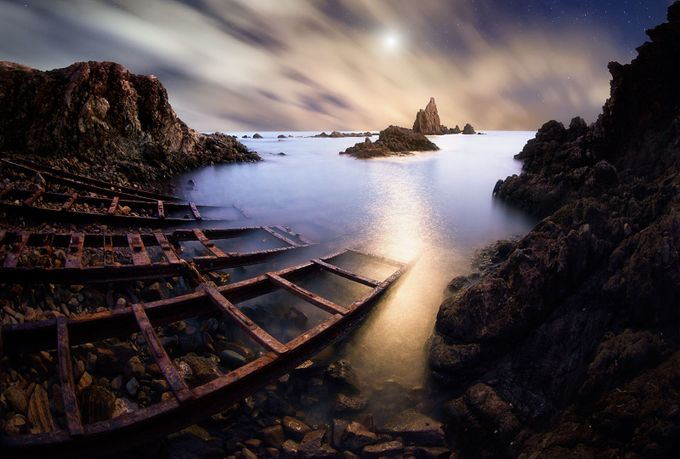 Mermaids  by Dolcefoto - The Moving Clouds Photo Contest