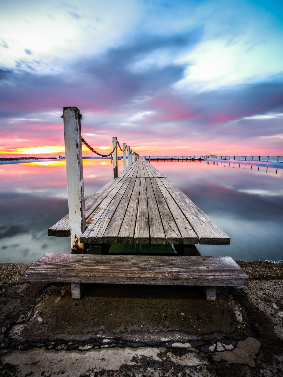 Classic Narrabeen by gregbarber - Sunrise Or Sunset Photo Contest