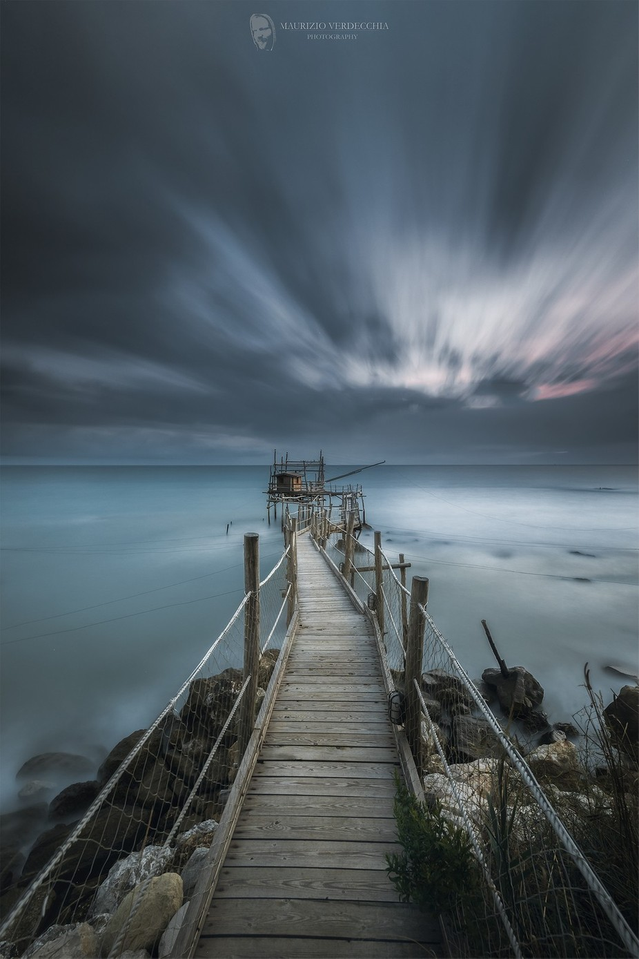 Trabocco Turchino  by maurizioverdecchia - Image Of The Month Photo Contest Vol 27