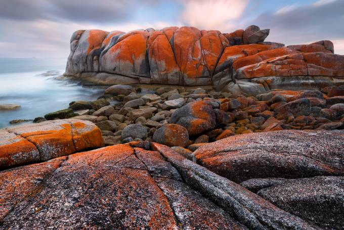 Monk Rocks by JasonStephens - Boulders And Rocks Photo Contest