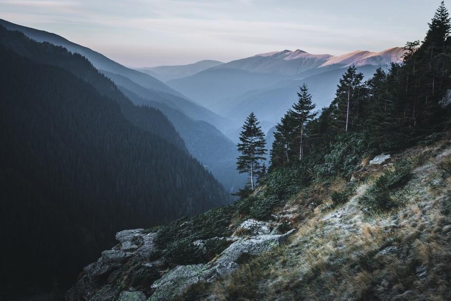 Mountain Landscape - Transfagarasan