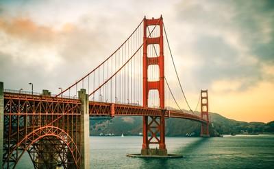 Golden Gate Bridge Sept. 29 2017