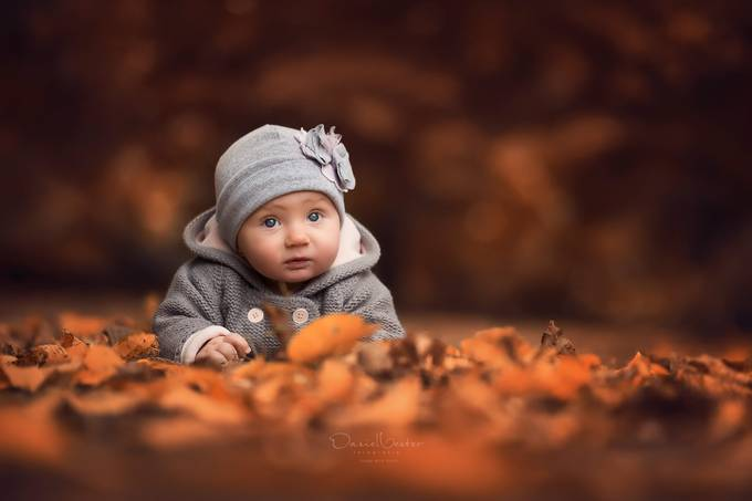Falling in love with fall by danielventer - Babies Are Cute Photo Contest