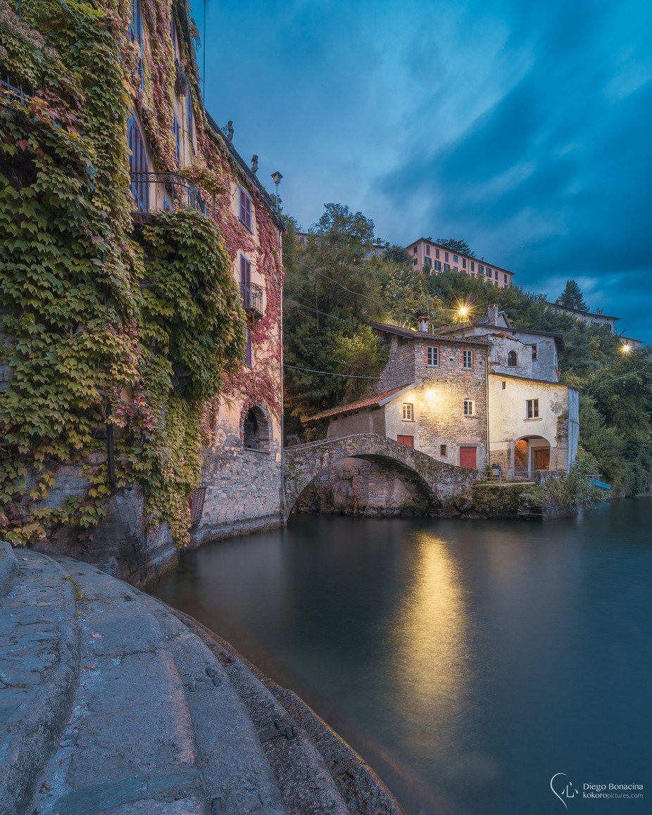 Nesso after the sunset by SirDiegoSama - Covers Photo Contest Vol 42