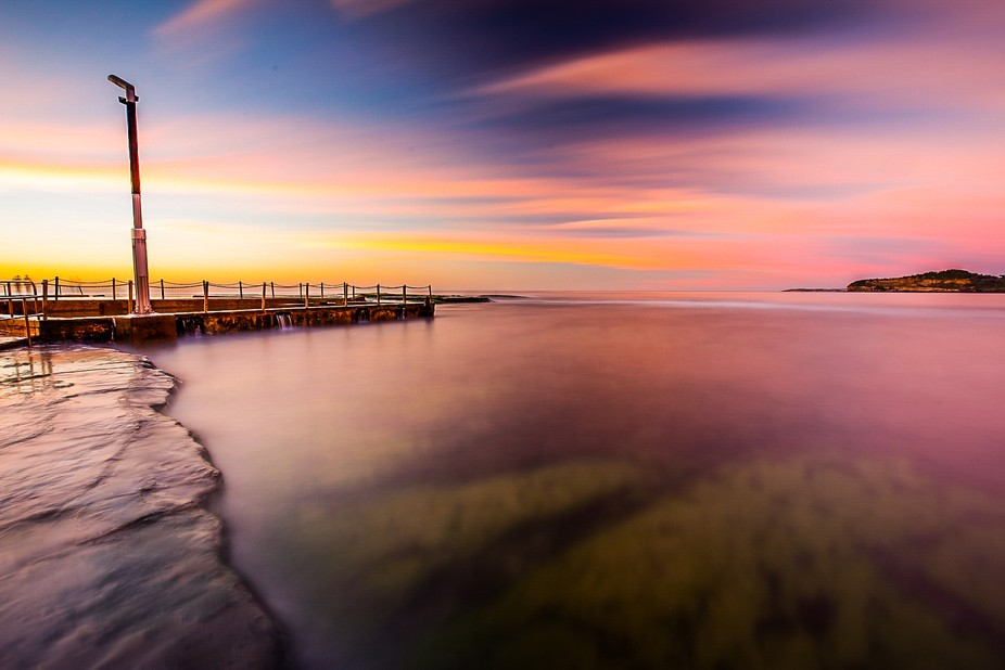 The Northern Beaches Sydney is blessed with these amazing rock pools that offer so many different...