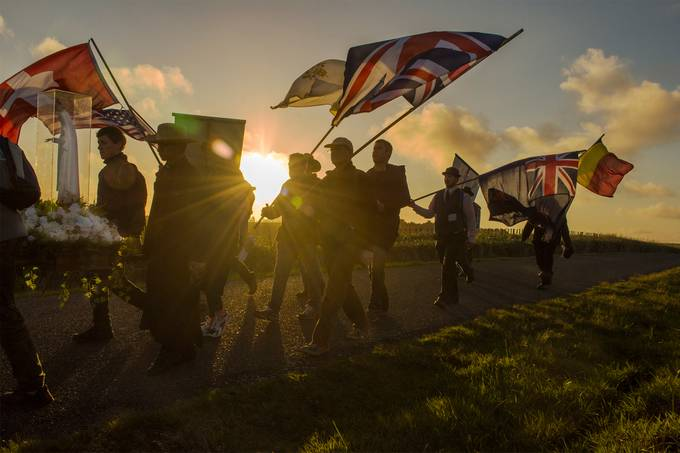 The Sun  by grahambailey - Flags and Banners Photo Contest