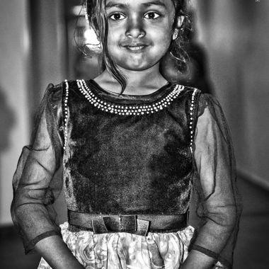 An Indian beautiful girl...