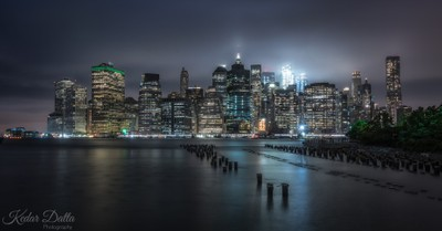City by the Pier