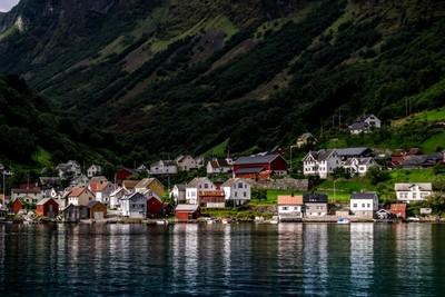 Aurlandsfjorden Town Church