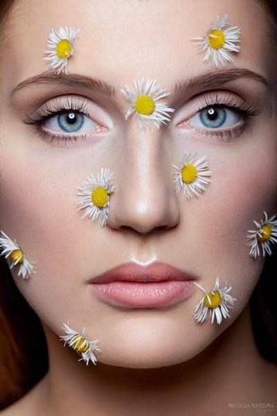 Daisy. | Model: Agata Gontarz | Mua: Estera Kozielska