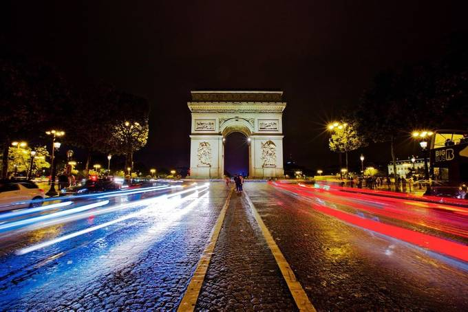 Paris night by Robert222 - Paris Photo Contest