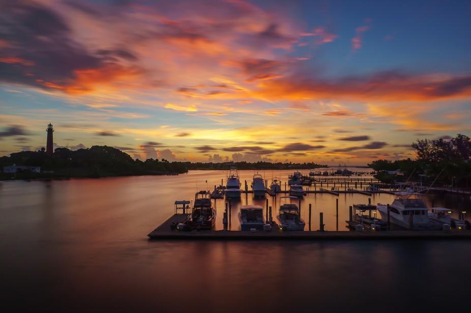 Taken on a beautiful Florida morning just before sunrise.