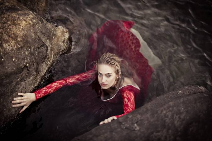 From The Deep by ajpetkov - It Is Red Photo Contest