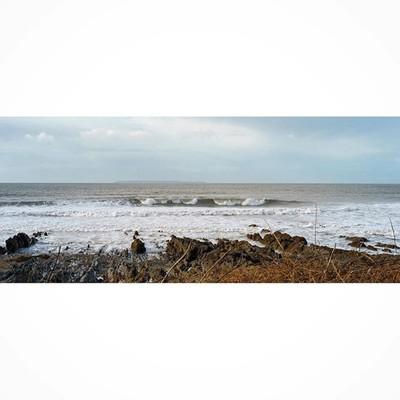 Autumn swell, Croyde, North Devon