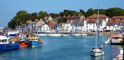 Summertime at Weymouth Harbour