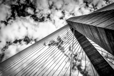 Arthur Ravanel Bridge Graphic