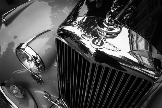 Bentley - Car Show Vancouver  by dv8Photography - My Favorite Car Photo Contest