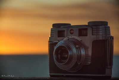 Old Time camera Kodak