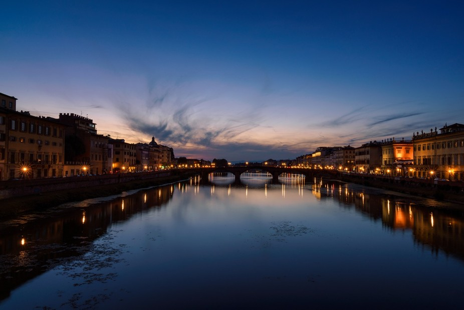 Florence Long Exposure
