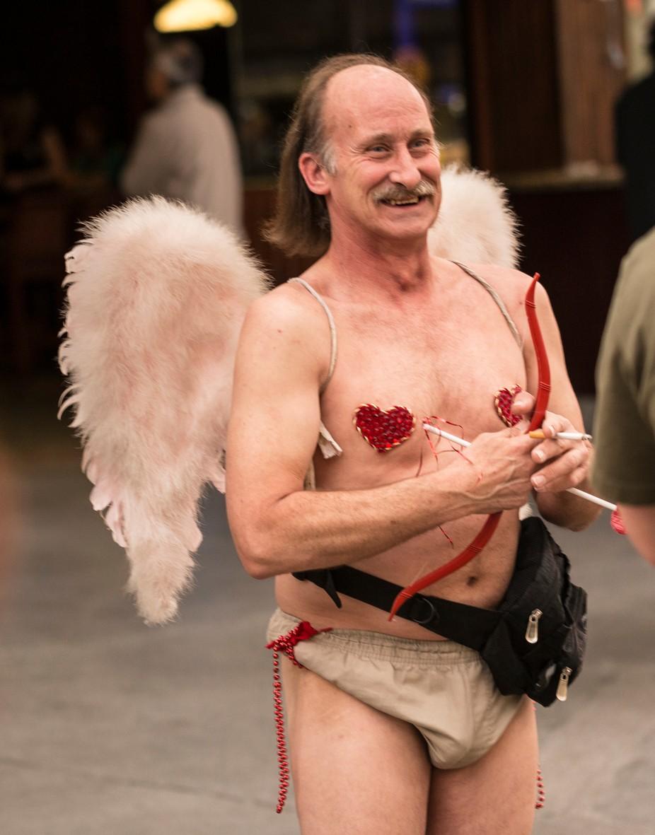 Crazy Vegas Peeps 2 - Old Valentine