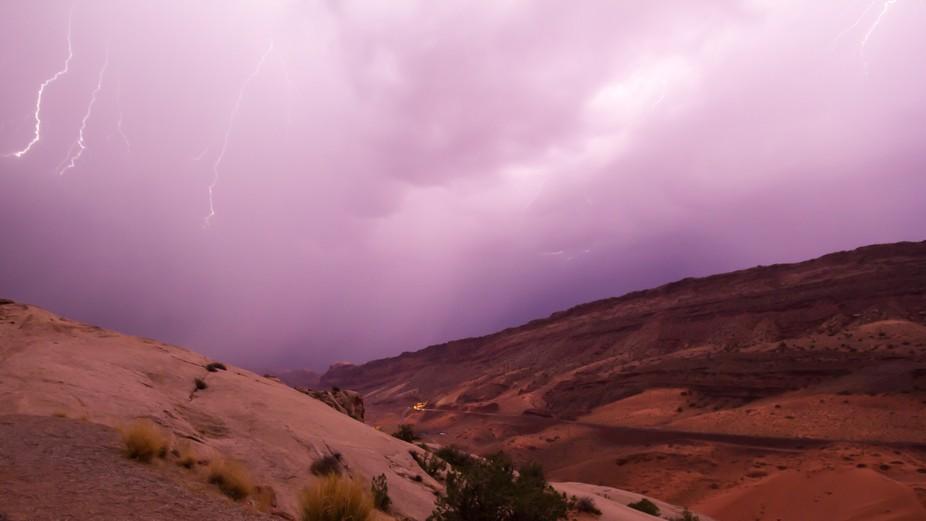 Moab by Night II