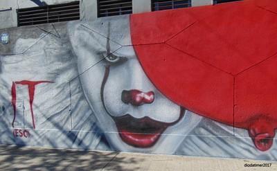 Street art, graffiti!