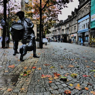 Autumn style in Elgin