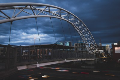 Over and Under Bridge