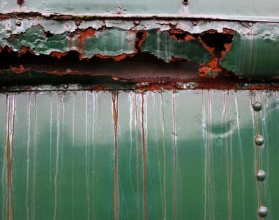 Defunct Diesel Railway Engine
