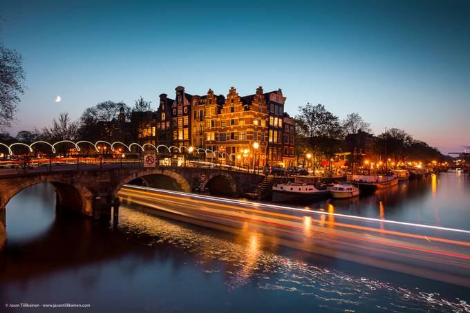 Jason Tiilikainen - Evening In Amsterdam by Jason_Tiilikainen - Covers Photo Contest Vol 42