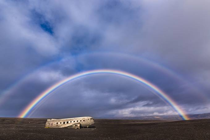 Rainbow by pietrorango - Rainbows Overhead Photo Contest