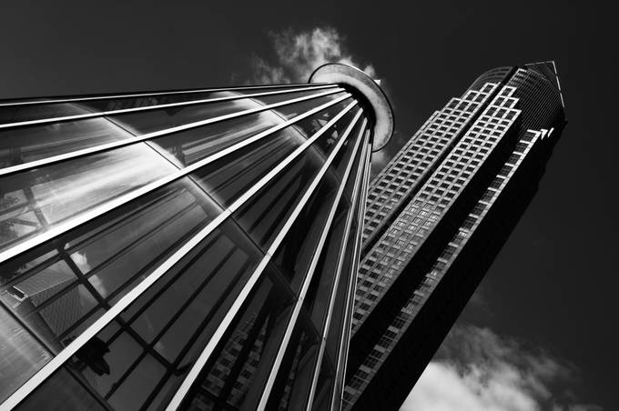 Tower @Frankfurt  by brandtjarno - Tall Structures Photo Contest