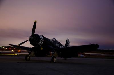 Dawn Patrol - F-4U Corsair