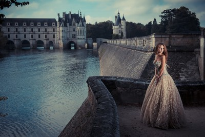 Chenonceau Castle with Florence