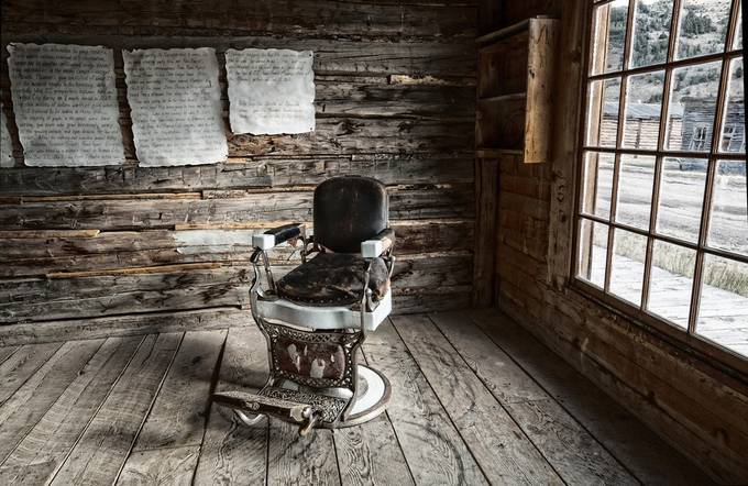 Bannack Chair by clfowler - My Favorite Chair Photo Contest