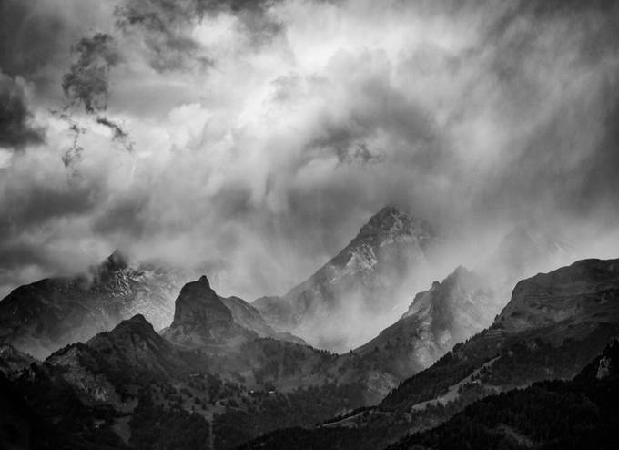 stunning nature by pauljoinson - Black And White Landscapes Photo Contest