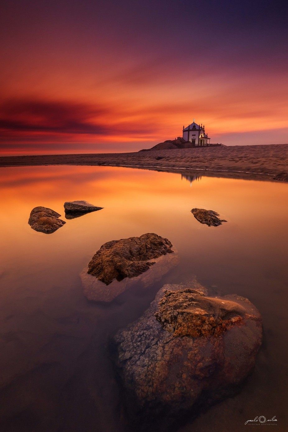 After the Sunset by pauloprinter - Image Of The Month Photo Contest Vol 27