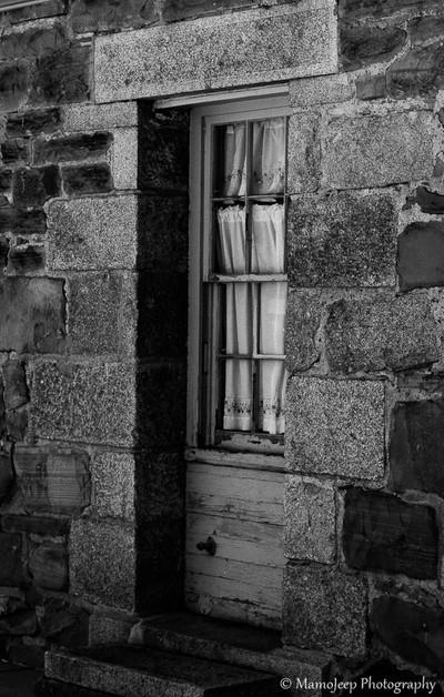 Door...Pioneer Hall